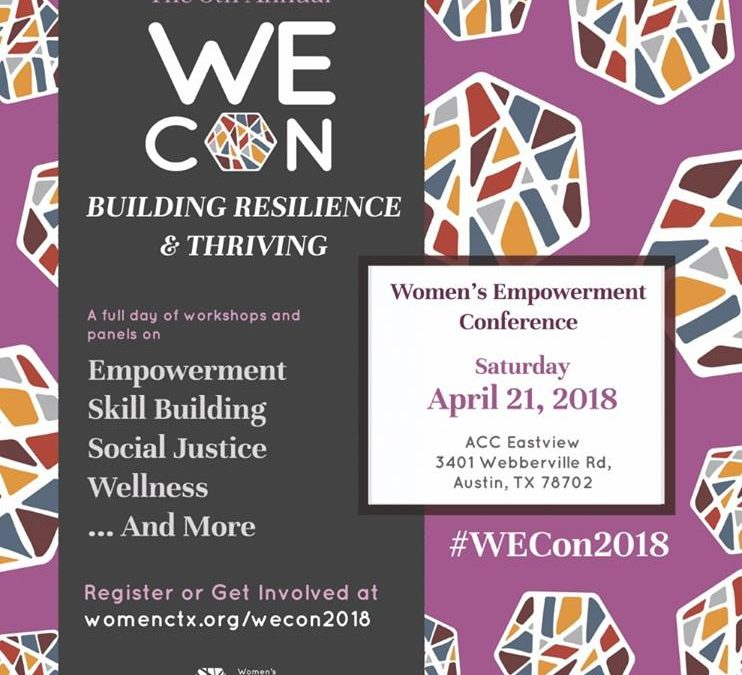 BCO Consulting Group is a sponsor of the Women Empowerment Conference WECON 2018
