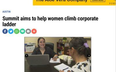 Summit aims to help women climb corporate ladder